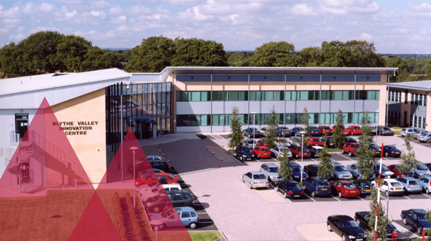 blythe valley innovation centre