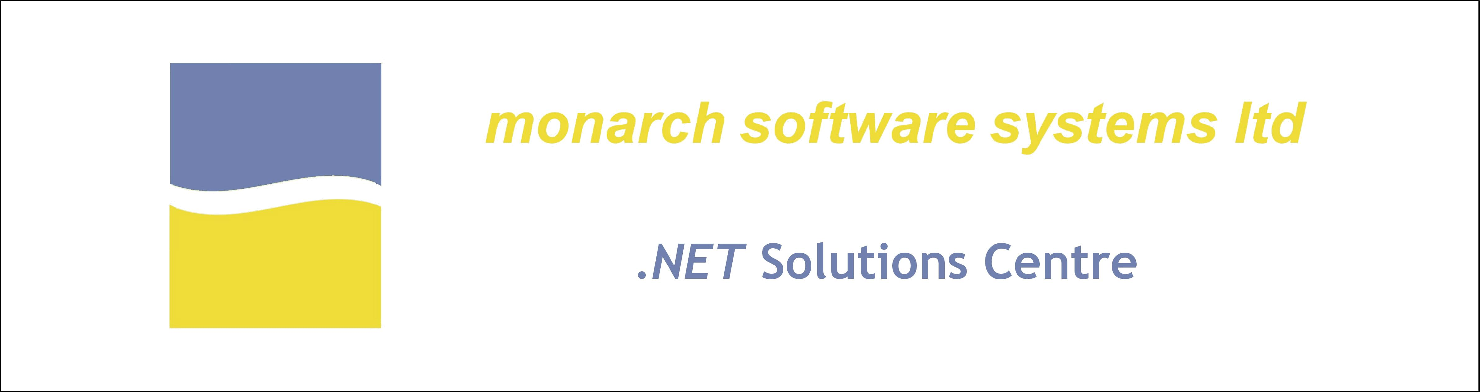 Monarch Software Systems Ltd